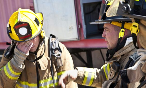 Supporting Mental Health in Retired First Responders